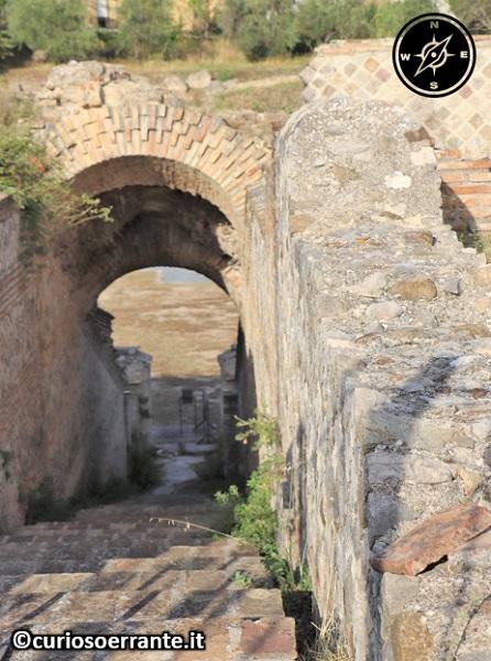 Larino - anfiteatro romano