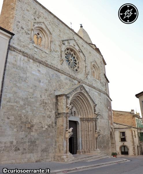 Larino - cattedrale di San Paolo