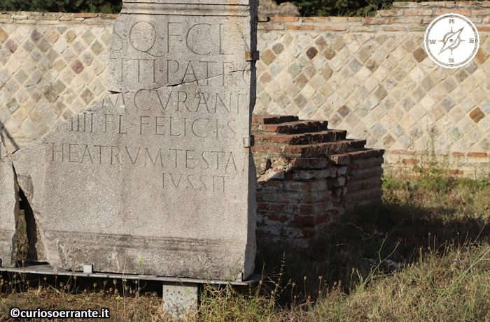 Larino - l'antica citta romana di larinum
