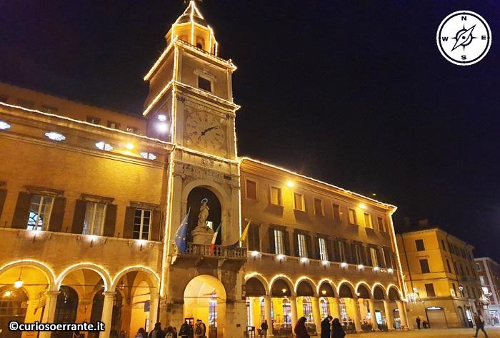 Modena - Palazzo comunale in Piazza Grande