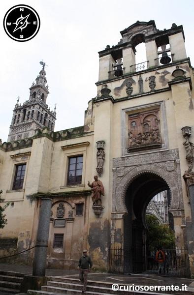 Siviglia - Puerta del Perdòn della Cattedrale