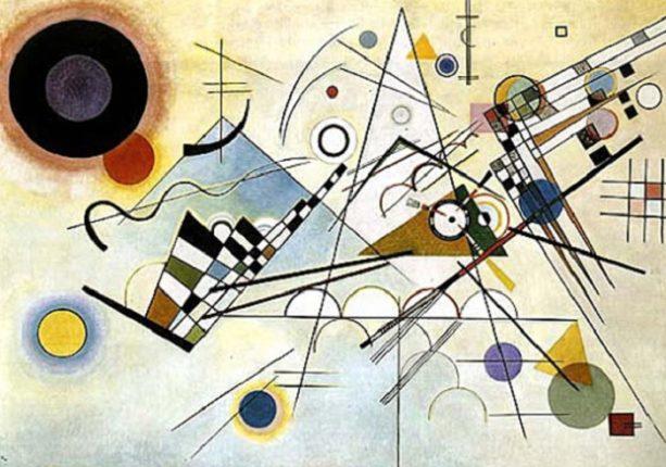 Vasilij Kandinskij - Composizione VIII (1923)