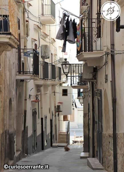 Vieste - viette e vicoli nel centro storico