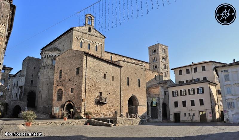 Anagni e la cattedrale di Santa Maria