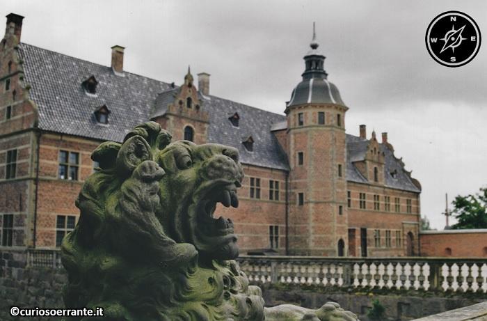Copenaghen - Il castello di Frederiksborg