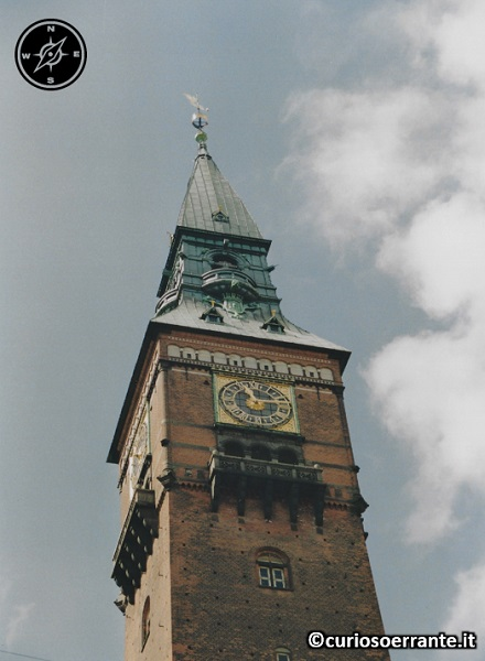 Copenaghen - Radhus la Torre