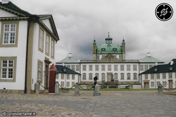 Fredensborg - Il palazzo di Fredensborg Slot