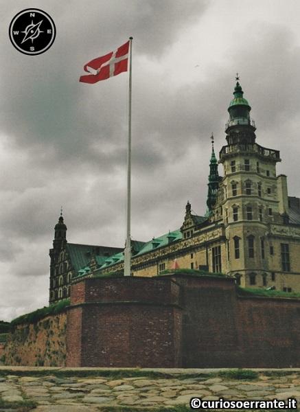 Helsingør - Il castello di Kronborg - Amleto di Shakespeare