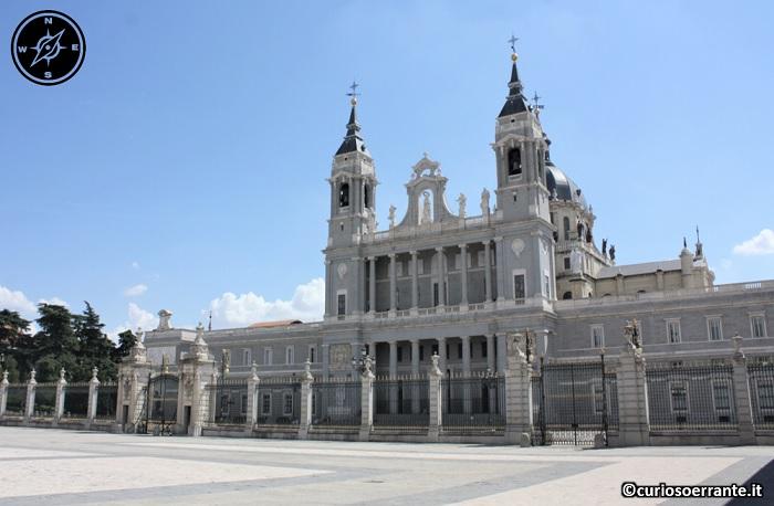 Madrid - Cattedrale di Santa Maria la Real de Almudena