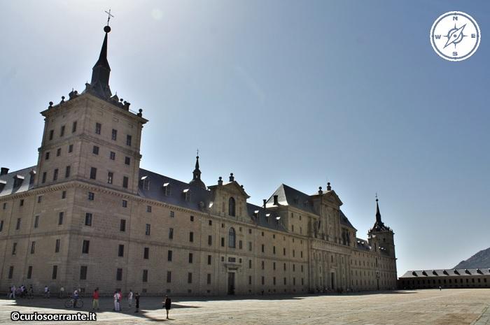 Madrid - El escorial entrata principale