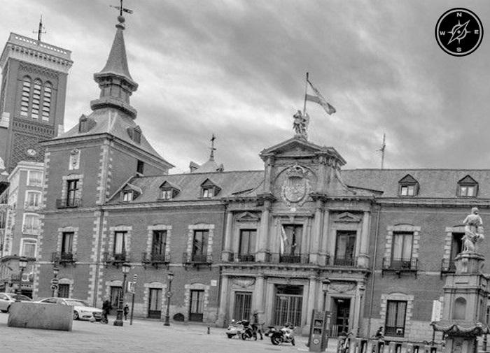 Madrid - Palacio de Santa Cruz