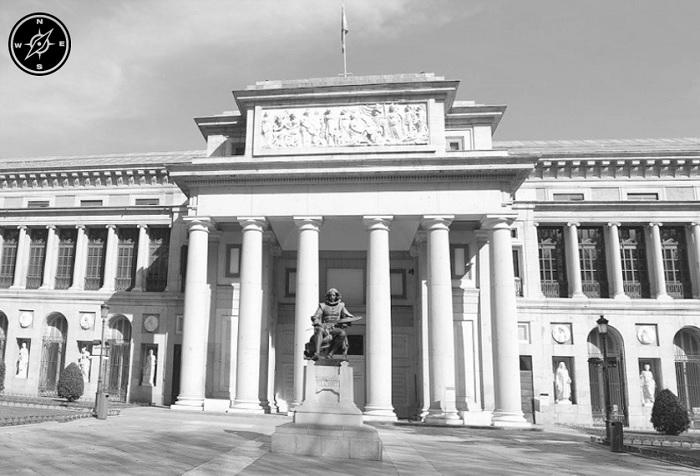 Madrid borbonica - Museo del Prado