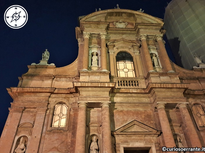 Reggio Emilia - Basilica di San Prospero facciata