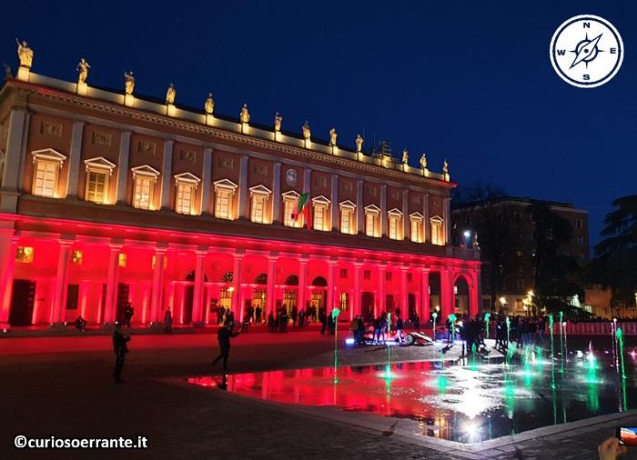 Reggio Emilia - Città del Tricolore italiano