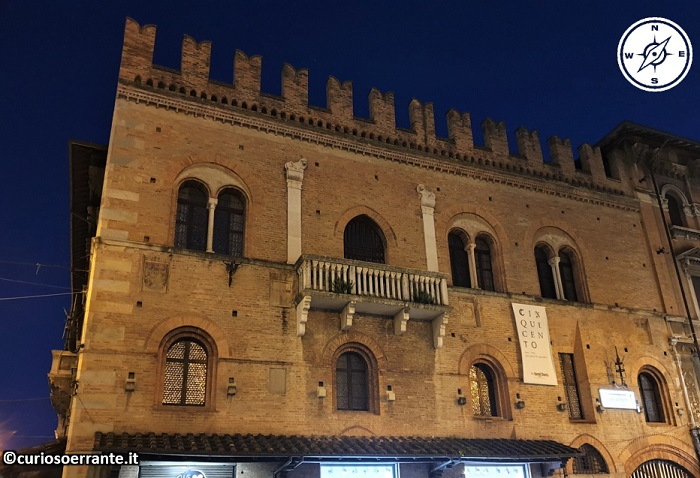 Reggio Emilia - Palazzo del Capitano del Popolo