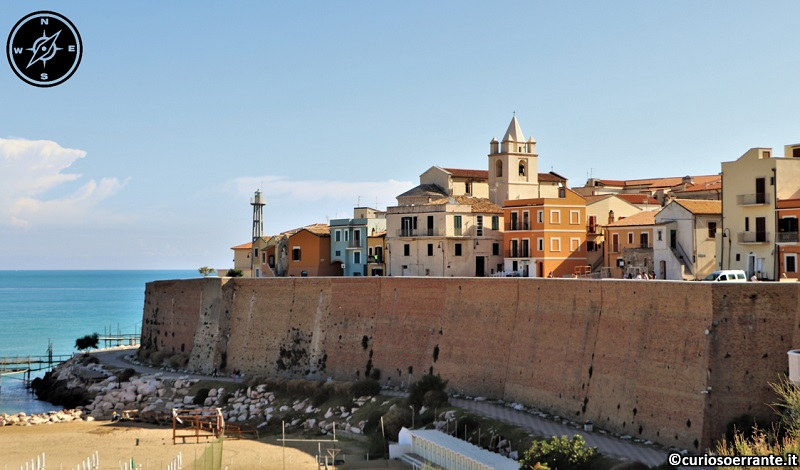 Termoli - antico borgo sull'adriatico