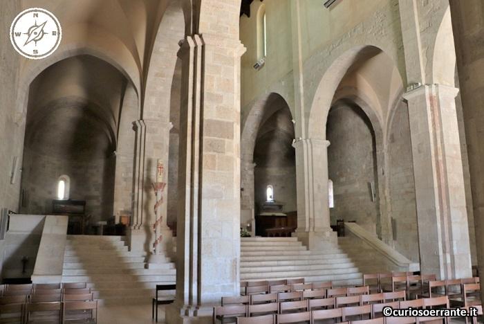 Termoli - interno della cattedrale