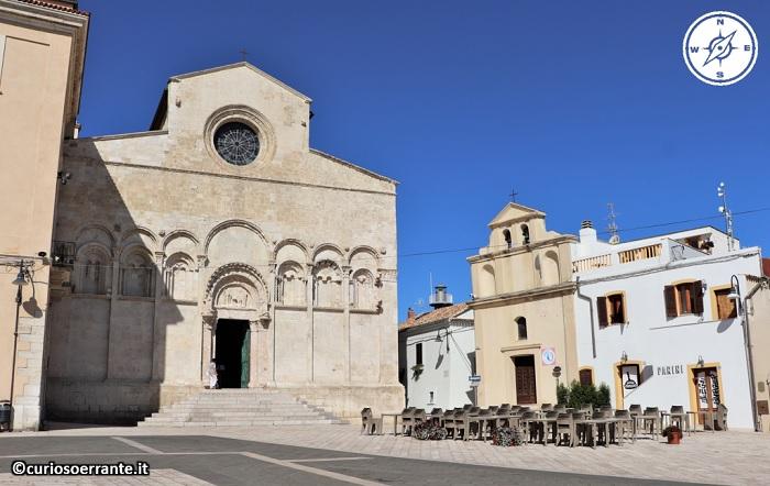Termoli - la cattedrale