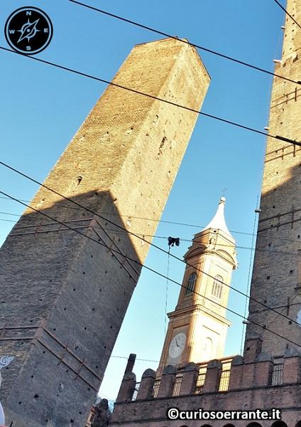 Bologna - La Torre della Garisenda