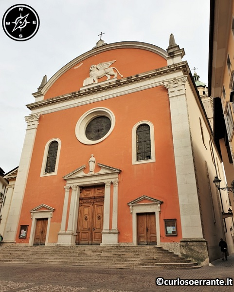 Rovereto - Chiesa arcipretale di San Marco
