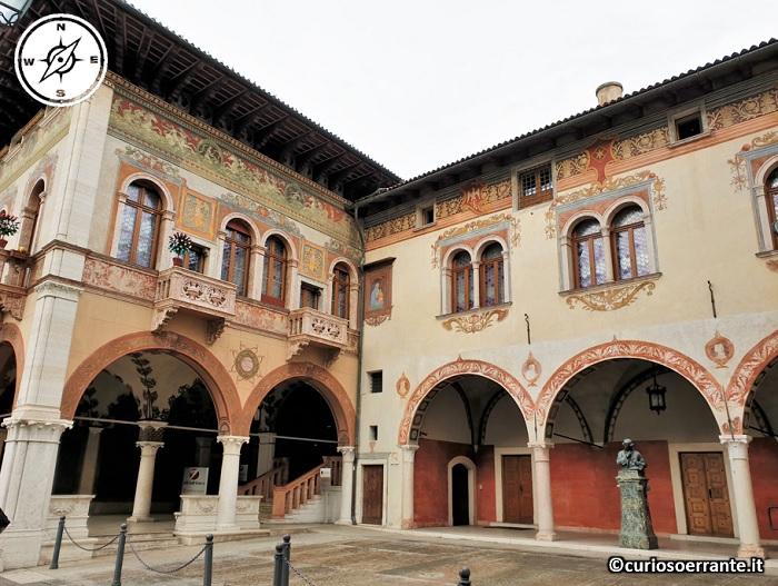 Rovereto - Palazzo del Bene - Conti d'Arco