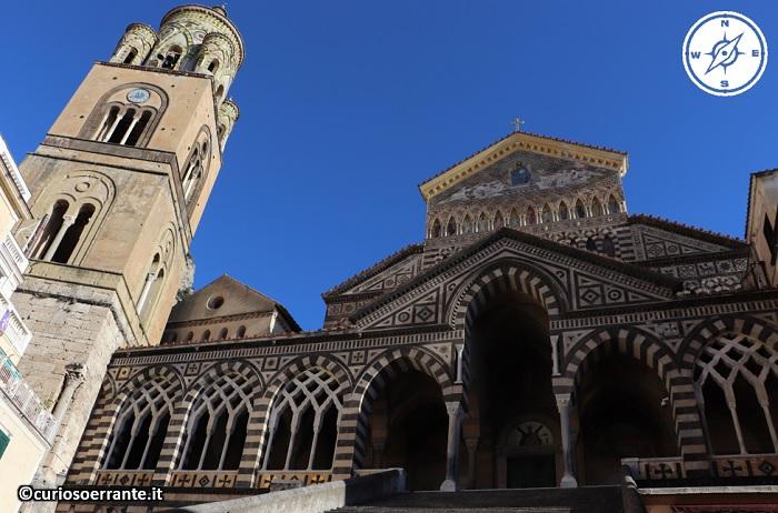 Amalfi - Duomo di Sant'Andrea Apostolo