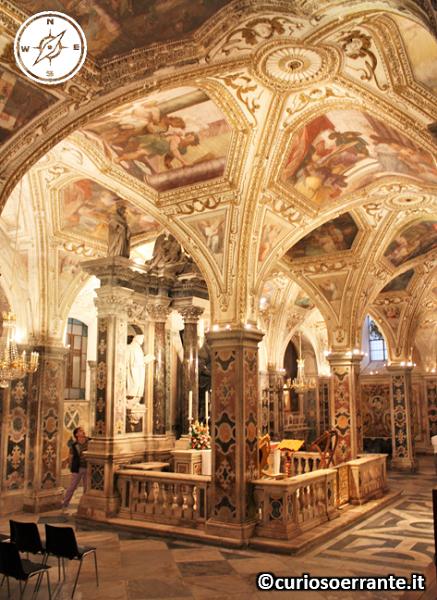 Amalfi - Duomo di Sant'Andrea cripta