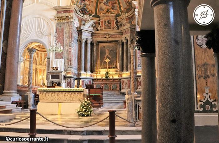 Amalfi - Duomo di Sant'Andrea interno