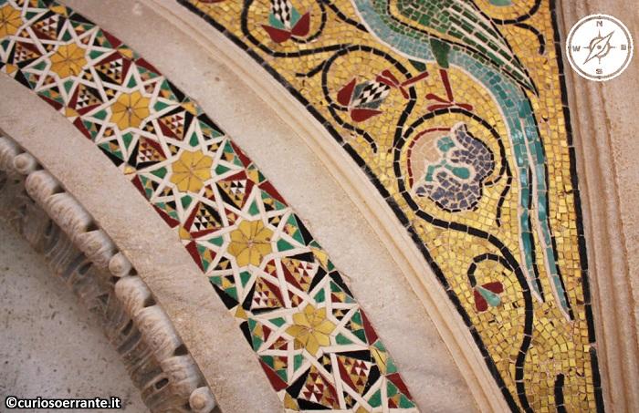 Amalfi - mosaici nel duomo