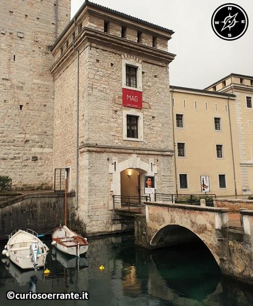Riva-del-Garda-Ingresso-alla-Rocca-Museo-civico