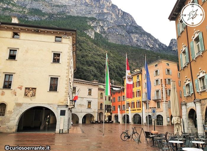 Riva del Garda - Piazza III Novembre