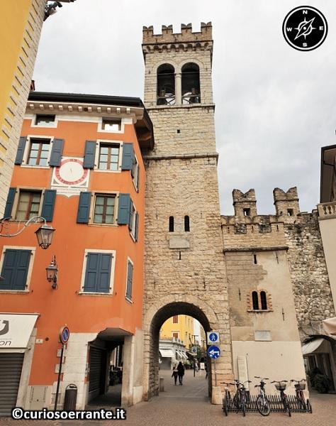 Riva del Garda - porta San Michele (interno)