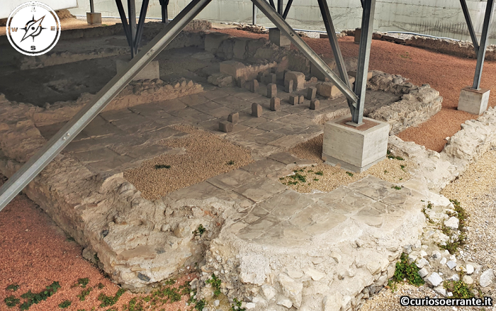 Riva del Garda - terme romane
