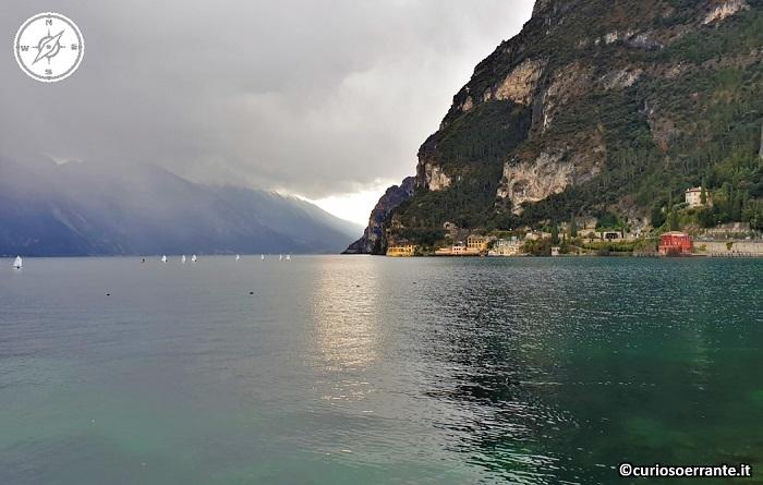 Riva del Garda - vista del Lago di Garda