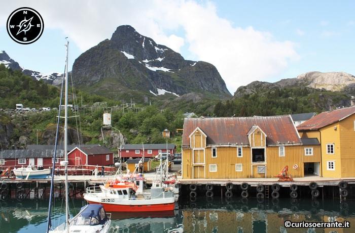 Isole Lofoten - Nusfjord