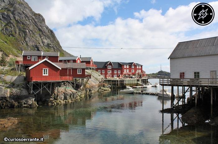 Isole Lofoten - Tørrfiskmuseum, Museo dello stoccafisso delle Lofoten