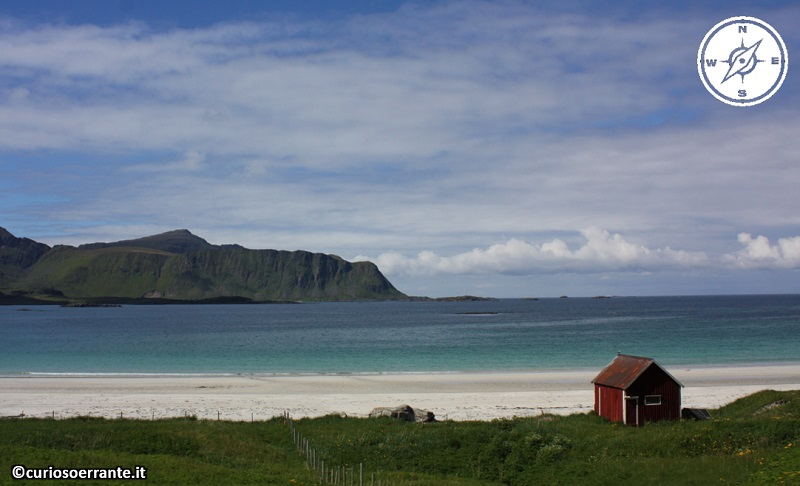 Isole Lofoten - arcipelago nel nord della Norvegia