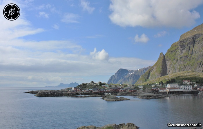 Isole Lofoten - i centri sulla costa meridionale