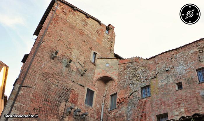 Montepulciano - Edifici di epoca medievale
