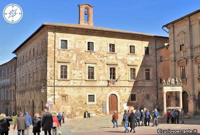 Montepulciano - Palazzo del Capitano