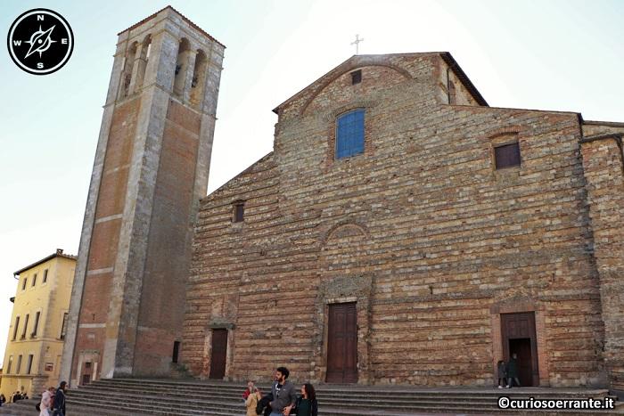 Montepulciano - Piazza Grande - Cattedrale di Santa Maria Assunta