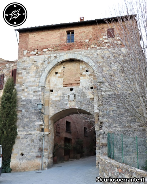Montepulciano - Porta delle Farine