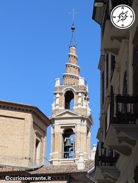 Ancona - Chiesa del Santissimo Sacramento - campanile