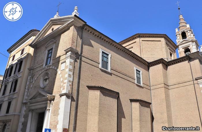 Ancona - Chiesa del Santissimo Sacramento
