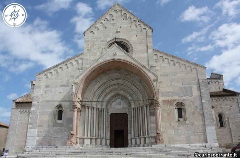 Ancona - Facciata del Duomo di San Ciriaco