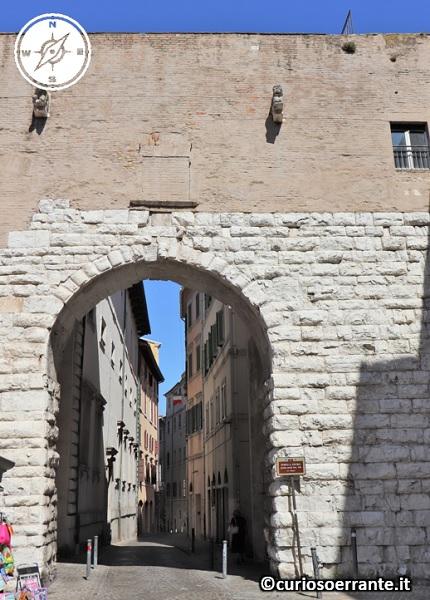 Ancona - Porta San Pietro