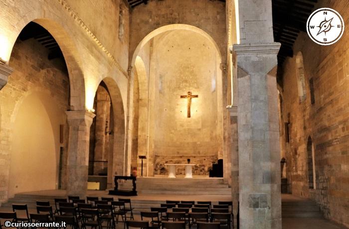 Ancona - Santa Maria della Piazza - interno