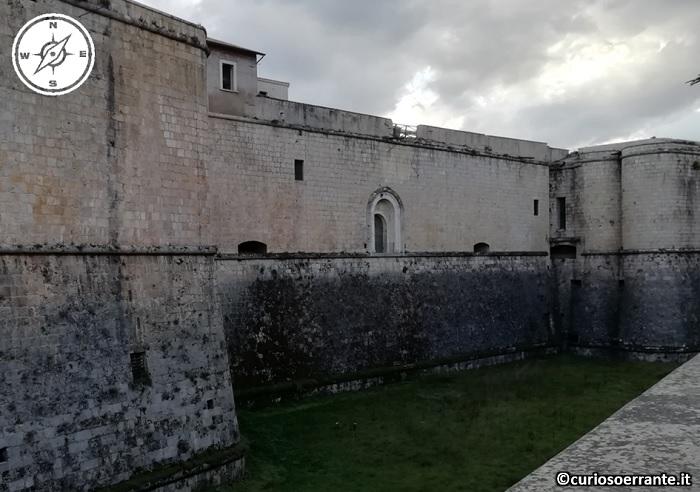 Forte Spagnolo dell'Aquila - parte occidentale