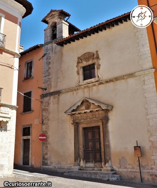 Tagliacozzo - Chiesa della Misericordia