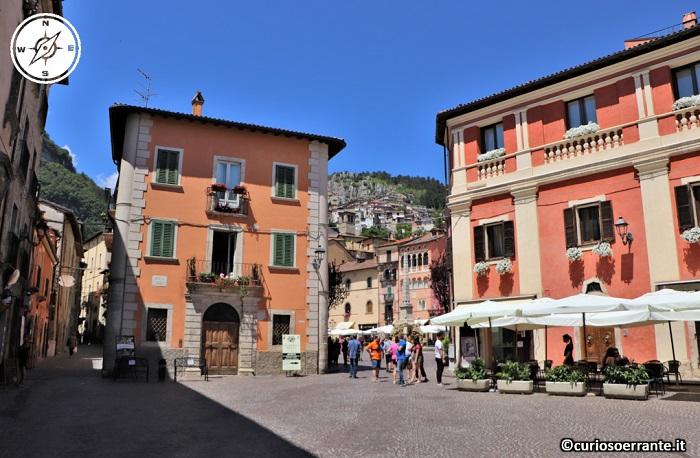 Tagliacozzo - Piazza Argoli
